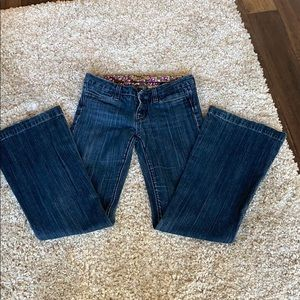 Size 27 Miss me bell bottom jeans